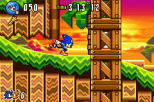 Sonic Advance 3 GBA 105