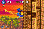 Sonic Advance 3 GBA 106