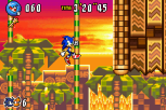 Sonic Advance 3 GBA 107