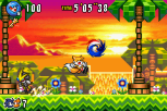 Sonic Advance 3 GBA 113