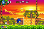 Sonic Advance 3 GBA 114