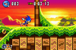 Sonic Advance 3 GBA 116