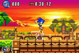 Sonic Advance 3 GBA 119