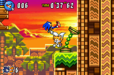 Sonic Advance 3 GBA 120