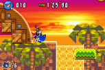 Sonic Advance 3 GBA 124