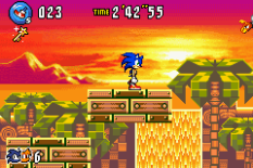 Sonic Advance 3 GBA 126