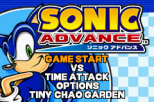 Sonic Advance GBA 006