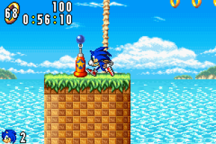 Sonic Advance GBA 023