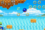 Sonic Advance GBA 025