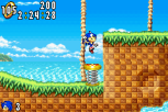 Sonic Advance GBA 030