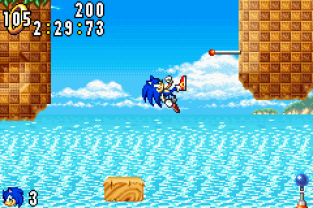 Sonic Advance GBA 031