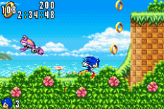 Sonic Advance GBA 032