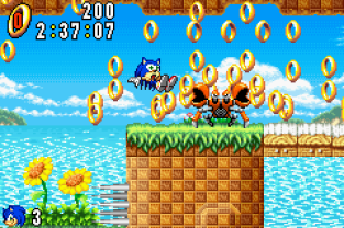 Sonic Advance GBA 034