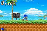 Sonic Advance GBA 036