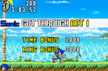 Sonic Advance GBA 037