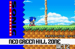 Sonic Advance GBA 038