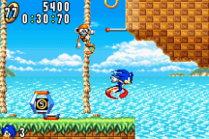 Sonic Advance GBA 043