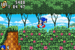 Sonic Advance GBA 048