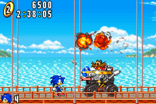 Sonic Advance GBA 053