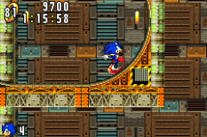 Sonic Advance GBA 066