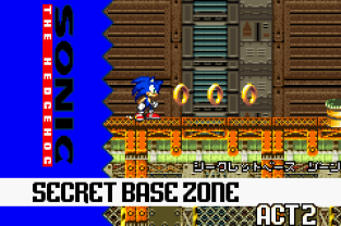 Sonic Advance GBA 075