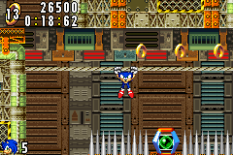 Sonic Advance GBA 077