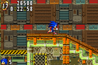 Sonic Advance GBA 078