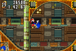 Sonic Advance GBA 085