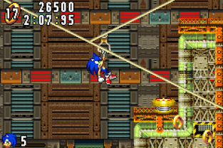 Sonic Advance GBA 089