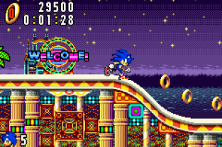 Sonic Advance GBA 097