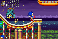 Sonic Advance GBA 098