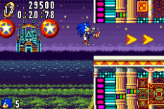 Sonic Advance GBA 099
