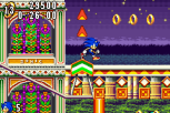 Sonic Advance GBA 102