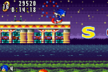 Sonic Advance GBA 106