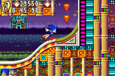 Sonic Advance GBA 109