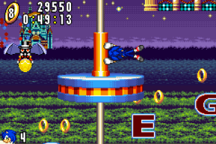 Sonic Advance GBA 111