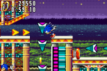 Sonic Advance GBA 114