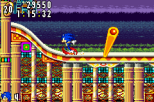 Sonic Advance GBA 115