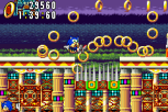 Sonic Advance GBA 117