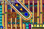 Sonic Advance GBA 118
