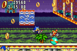 Sonic Advance GBA 123