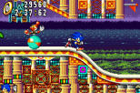 Sonic Advance GBA 125