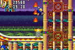 Sonic Advance GBA 126