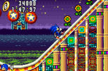 Sonic Advance GBA 138