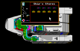 Sundog - Frozen Legacy Atari ST 20