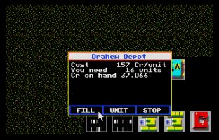 Sundog - Frozen Legacy Atari ST 23
