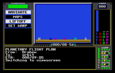 Sundog - Frozen Legacy Atari ST 33