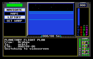 Sundog - Frozen Legacy Atari ST 34
