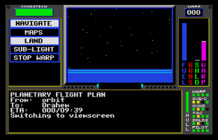 Sundog - Frozen Legacy Atari ST 42