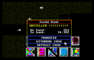 Sundog - Frozen Legacy Atari ST 64